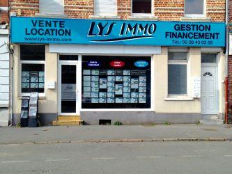 Agence immobilière Merville 59660