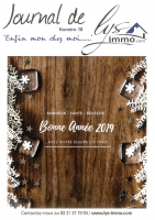 numéro 18 du Journal de Lysimmo
